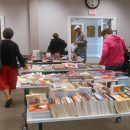 Friends of Warren County Memorial Library Annual Book Sale Saturday Oct 8th